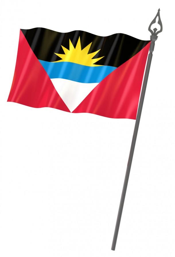 Antigua and Barbuda Flag  (23)