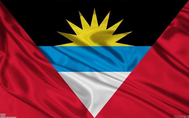 Antigua and Barbuda Flag  (24)