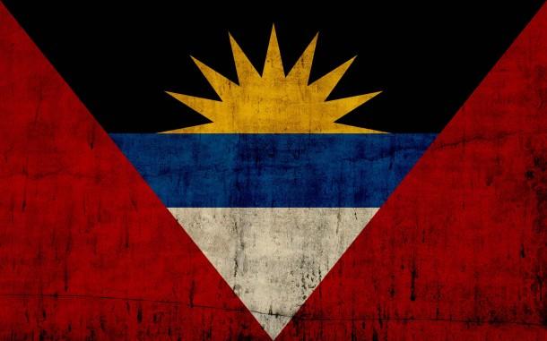 Antigua and Barbuda Flag  (26)