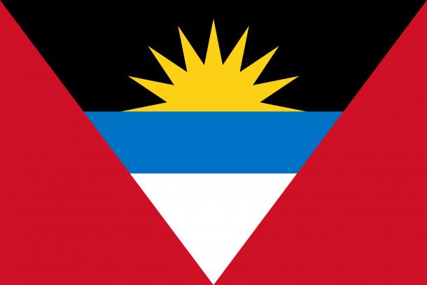 Antigua and Barbuda Flag  (3)