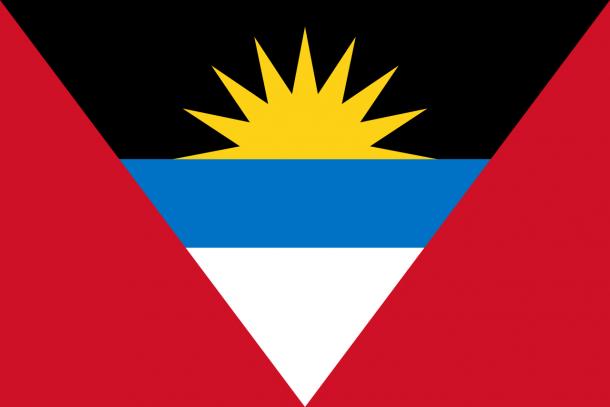 Antigua and Barbuda Flag  (6)