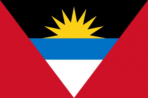 Antigua and Barbuda Flag  (7)