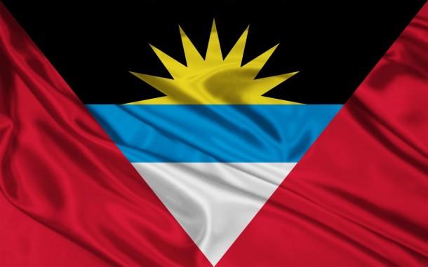 Antigua and Barbuda Flag  (9)
