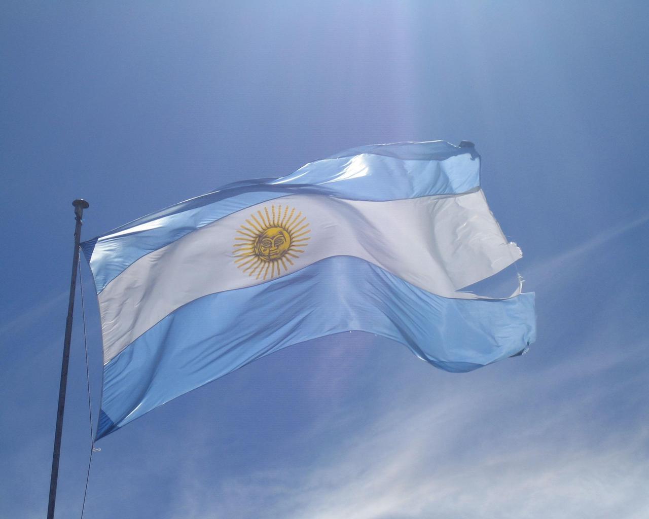 аргентина флаг фото свободное