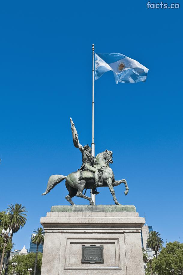 Argentina flag  (2)