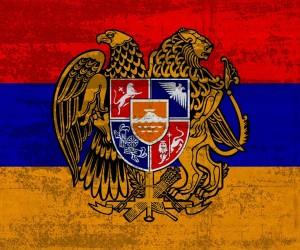 Armenia Flag  (1)