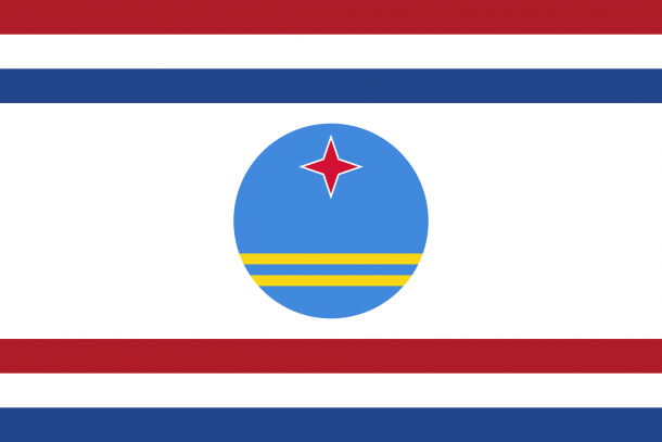 Aruba Flag  (1)
