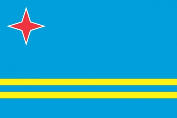 Aruba Flag  (15)