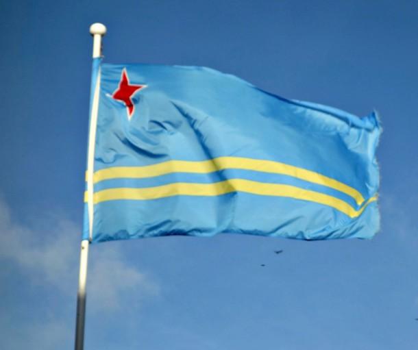 Aruba Flag  (16)