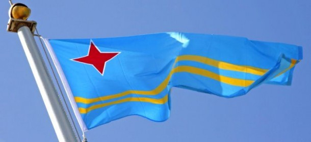 Aruba Flag  (18)