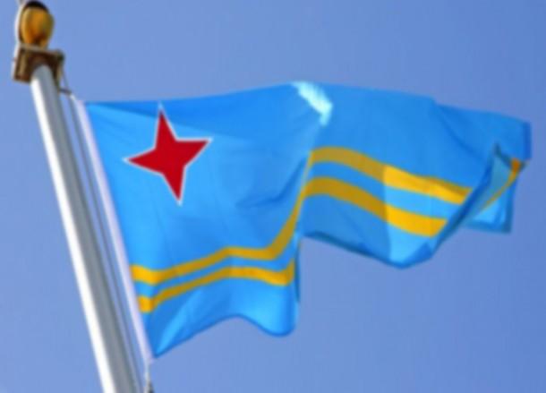 Aruba Flag  (20)