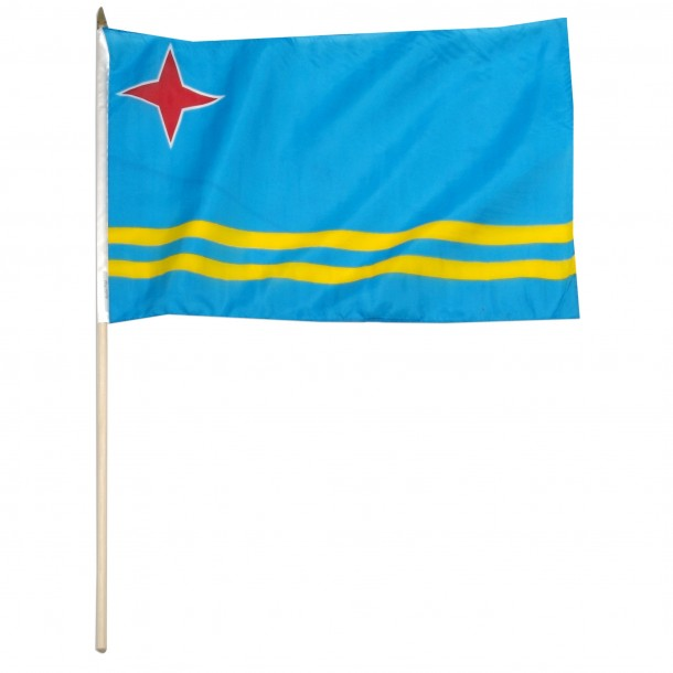 Aruba Flag  (21)
