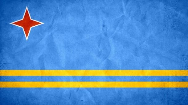 Aruba Flag  (7)