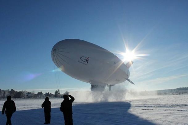 Atlant airship