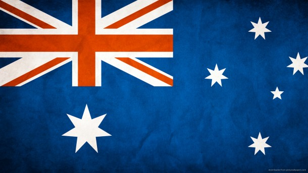 Australia Flag  (10)
