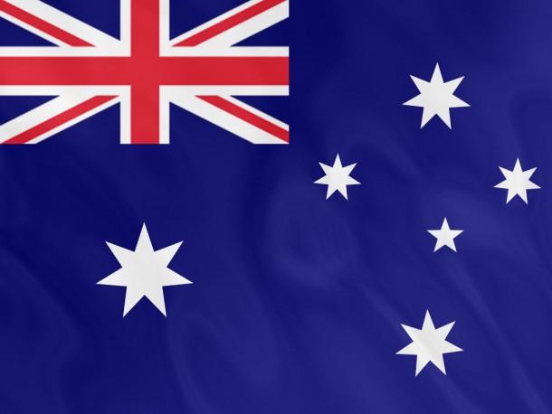 Australia Flag  (12)