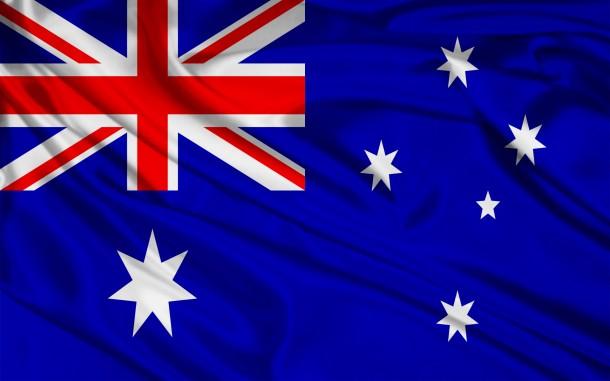 Australia Flag  (2)