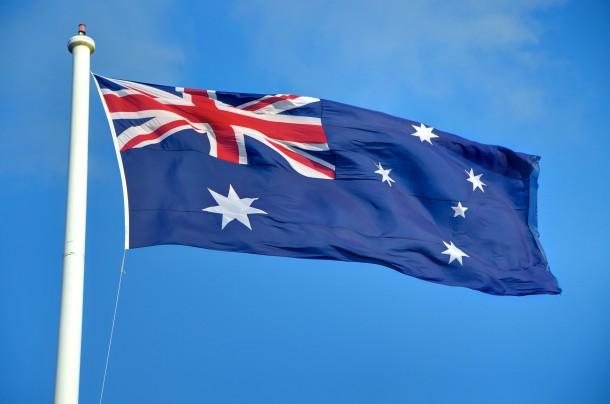 Australia Flag  (3)