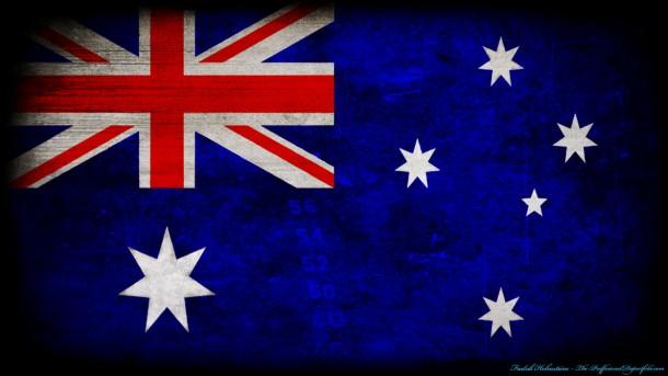 Australia Flag  (7)