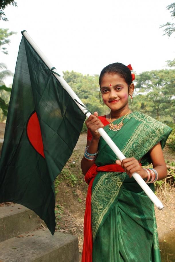 Bangladesh Flag  (15)
