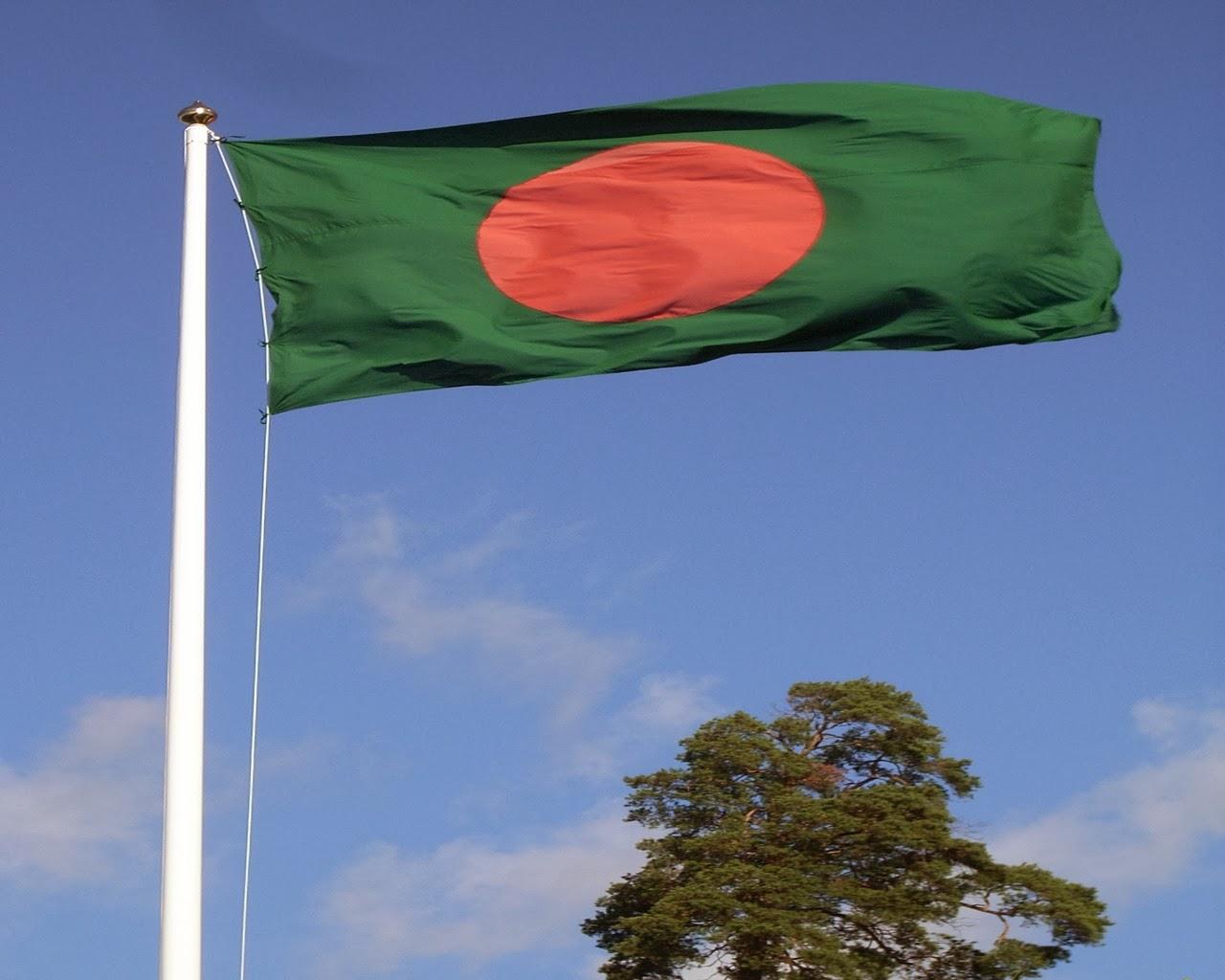 Bangladesher Flag Pic