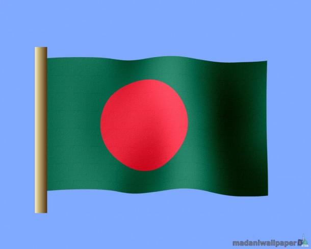 Bangladesh Flag  (20)