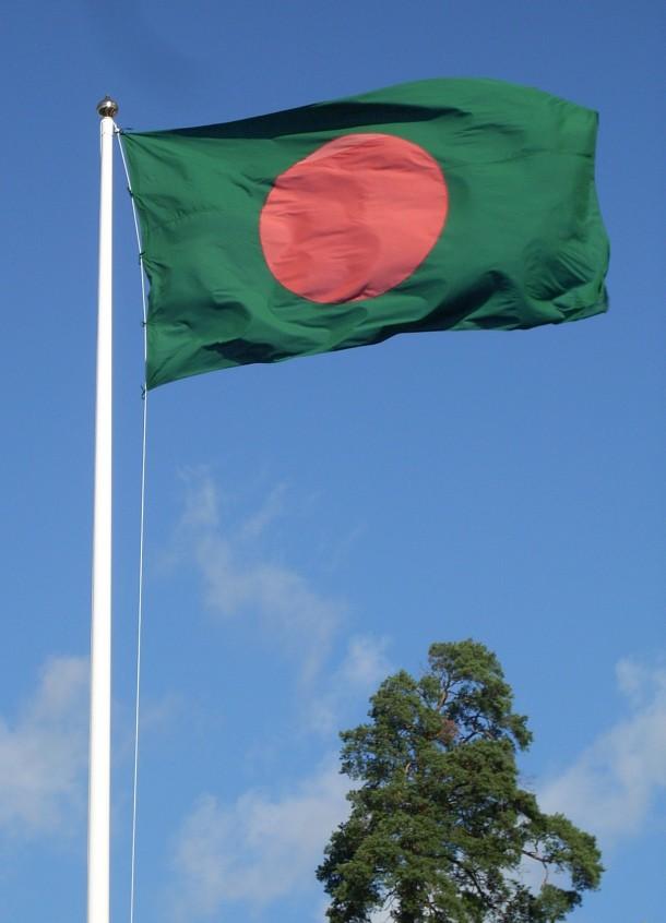 Bangladesh Flag  (21)