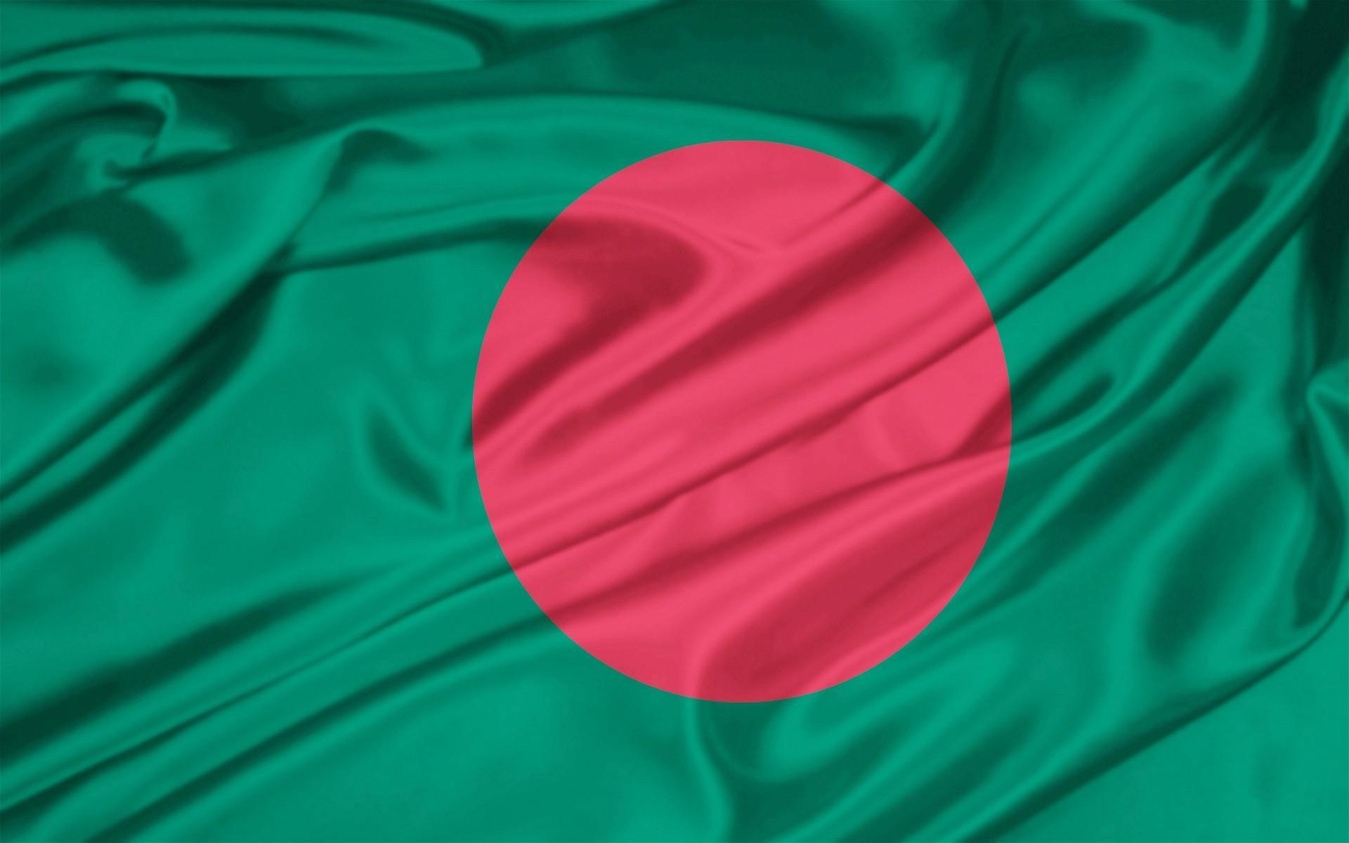 Bangladesh Flag New Photo