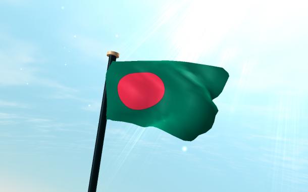 Bangladesh Flag  (3)
