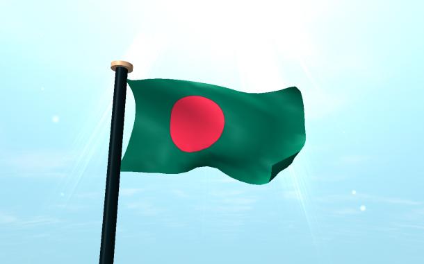 Bangladesh Flag  (4)