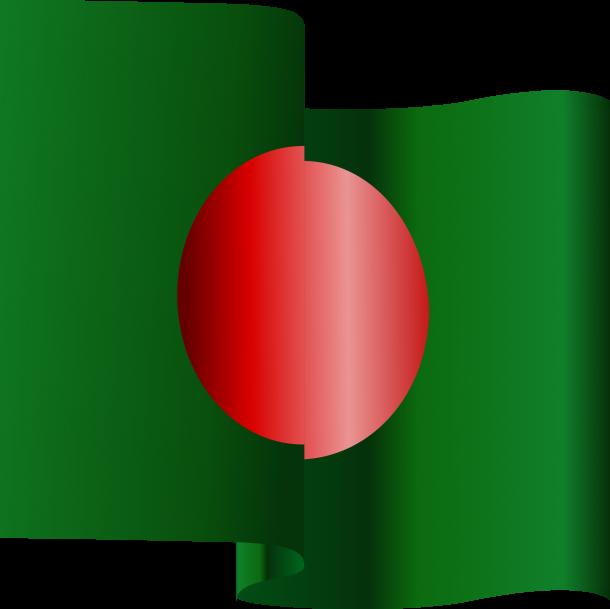 Bangladesh Flag  (5)