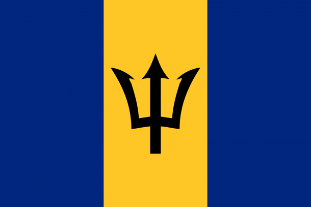 Barbados flag  (11)