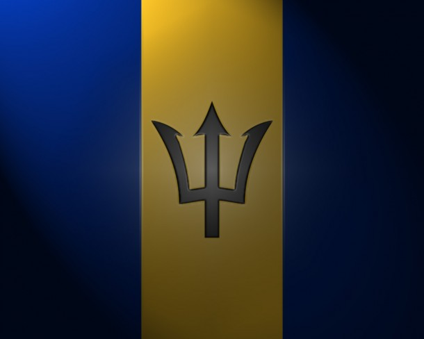Barbados flag  (4)