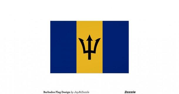 Barbados flag  (7)