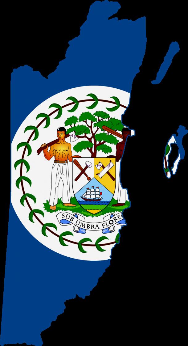 Belize Flag  (1)