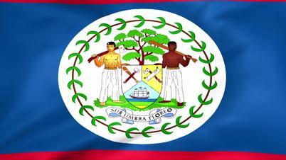 Belize Flag  (13)