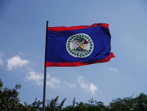 Belize Flag  (15)