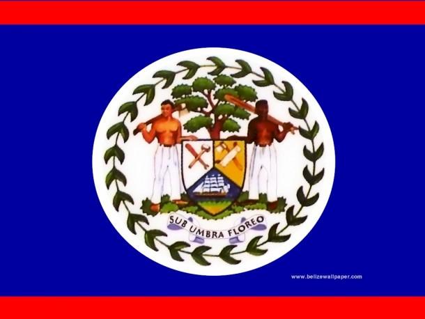 Belize Flag  (16)