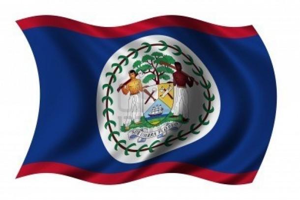 Belize Flag  (17)