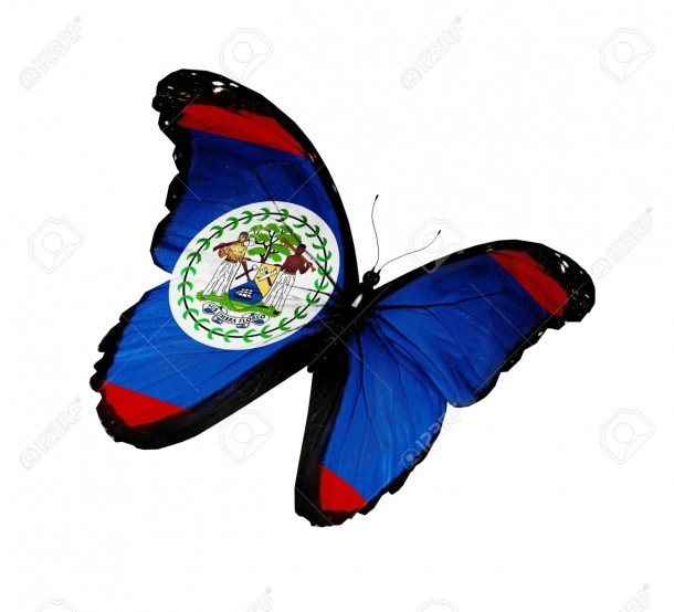 Belize Flag  (18)