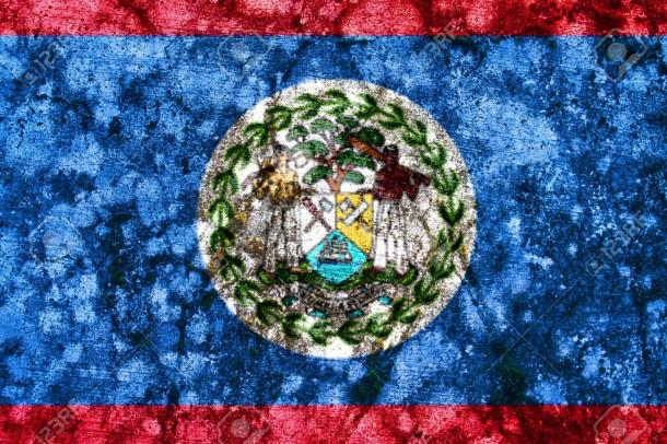 Belize Flag  (19)