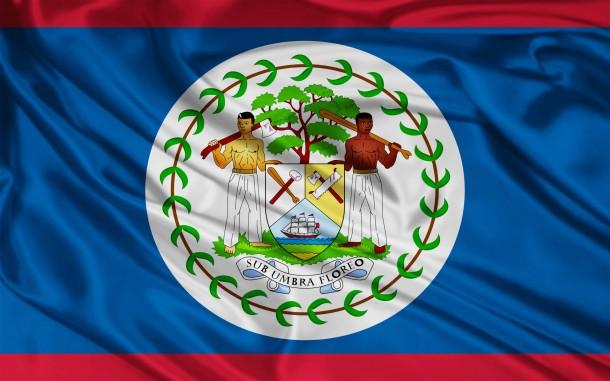 Belize Flag  (22)
