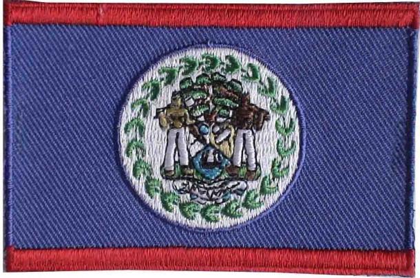 Belize Flag  (24)