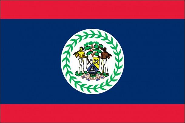 Belize Flag  (25)