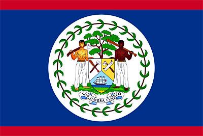 Belize Flag  (26)