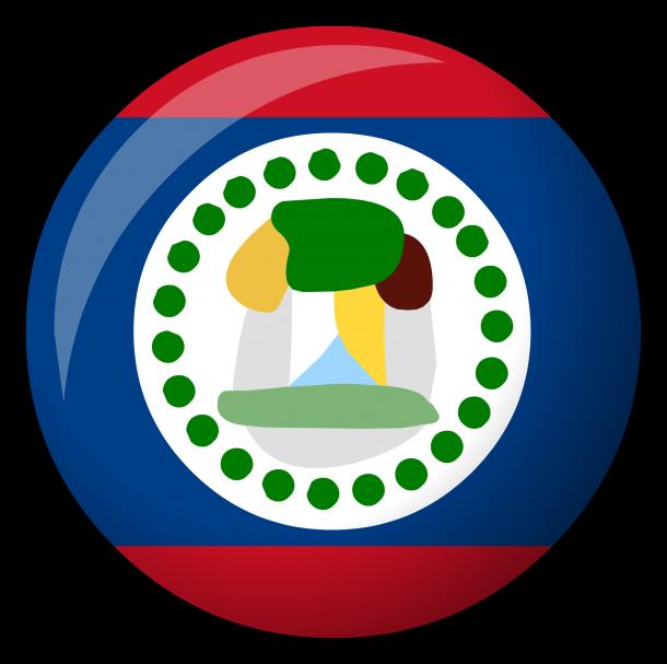 Belize Flag  (6)