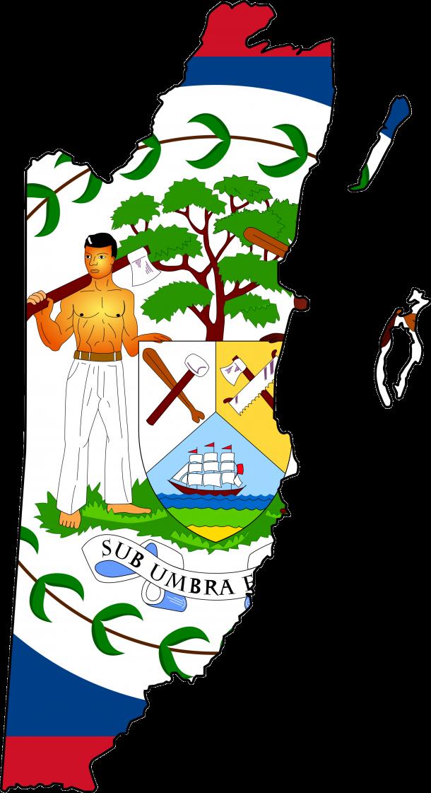 Belize Flag  (7)
