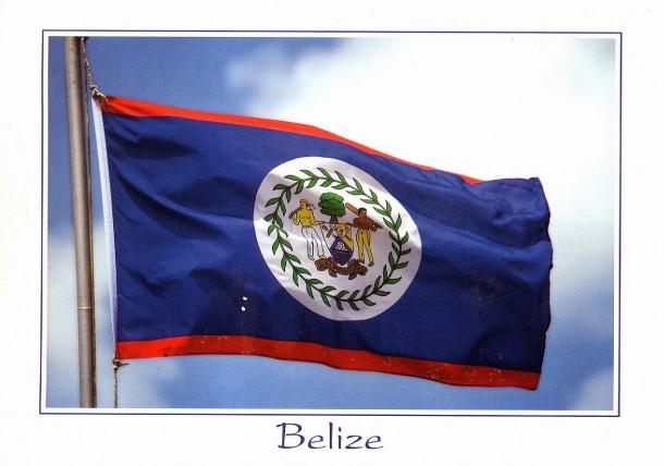 Belize Flag  (8)