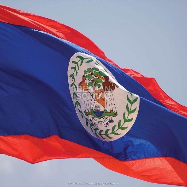 Belize Flag  (9)