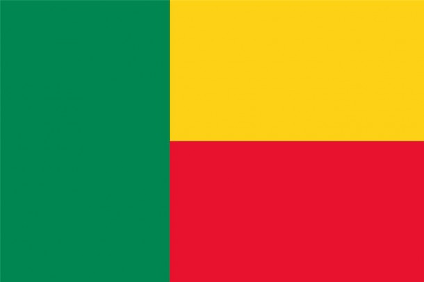 Benin Flag  (1)